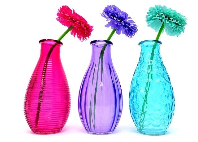 Vasen als Hingucker für zu Hause